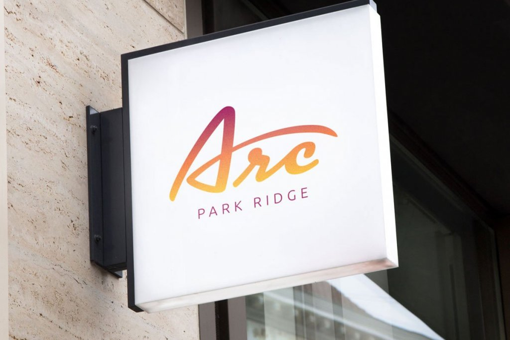 Tribeca – Arc Park Ridge Logo Design Property and Development Home Builder Branding Design Graphic Fresco Creative Surry Hills Sydney