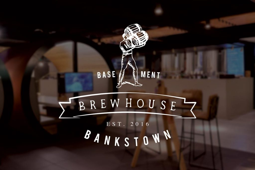 Bankstown Sports Basement Brewhouse Logo Design