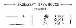 Basement Brewhouse Style Elements
