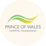 Prince of Wales Hospital Foundation logo