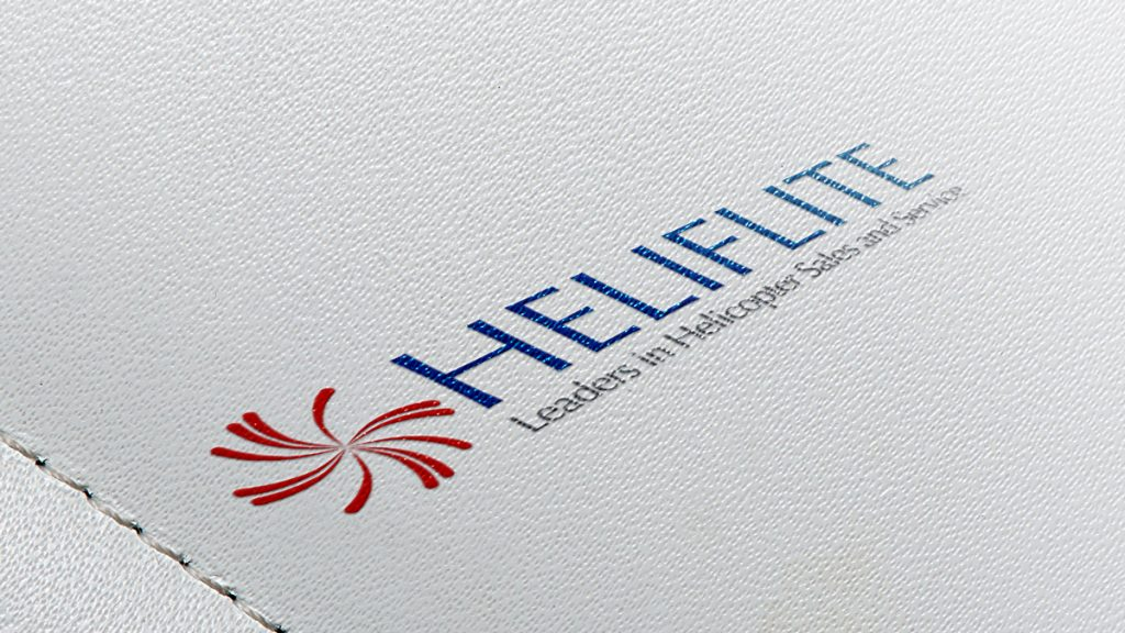 Heliflite Logo Design and Branding Brand Development Style Guide Guidelines Helicopter Sales Fresco Creative Sydney Surry Hills