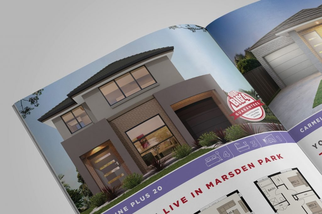 Kaplan Homes Home and Land Catalogue