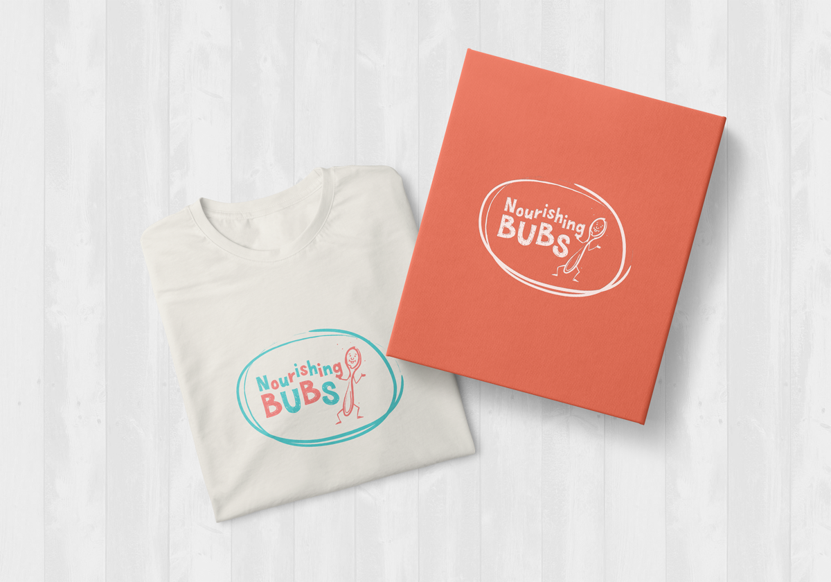 Nourishing Bubs Logo Design