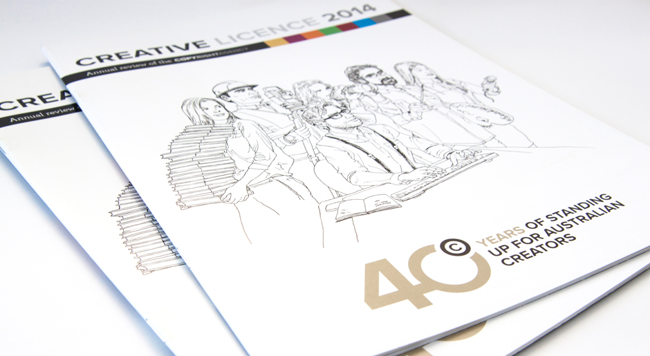 Copyright Agency Annual Report