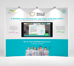 Wall of Giving Graphics