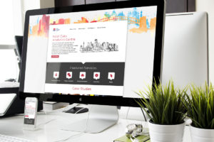 Fresco Creative NSW Data Analytics Centre – Apple Cinema Display