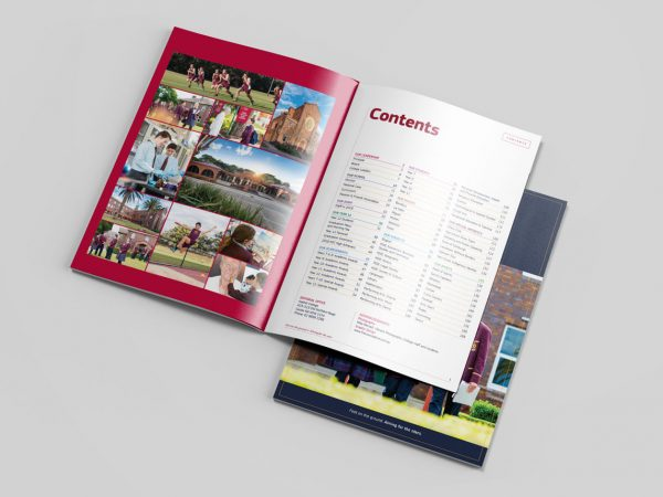 Oakhill College School Yearbook 2019