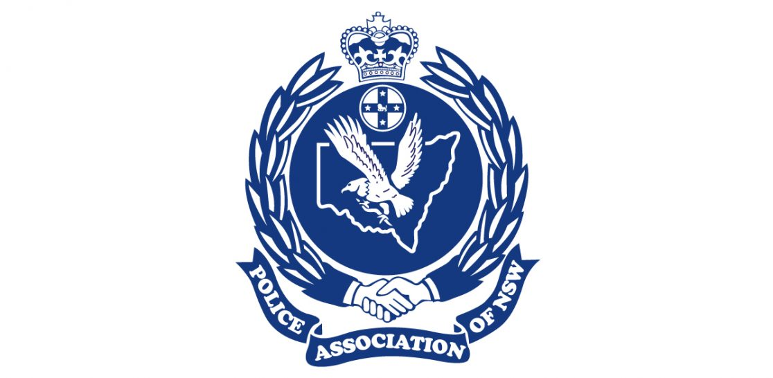 Police Association of NSW - Logo Redesign - Before