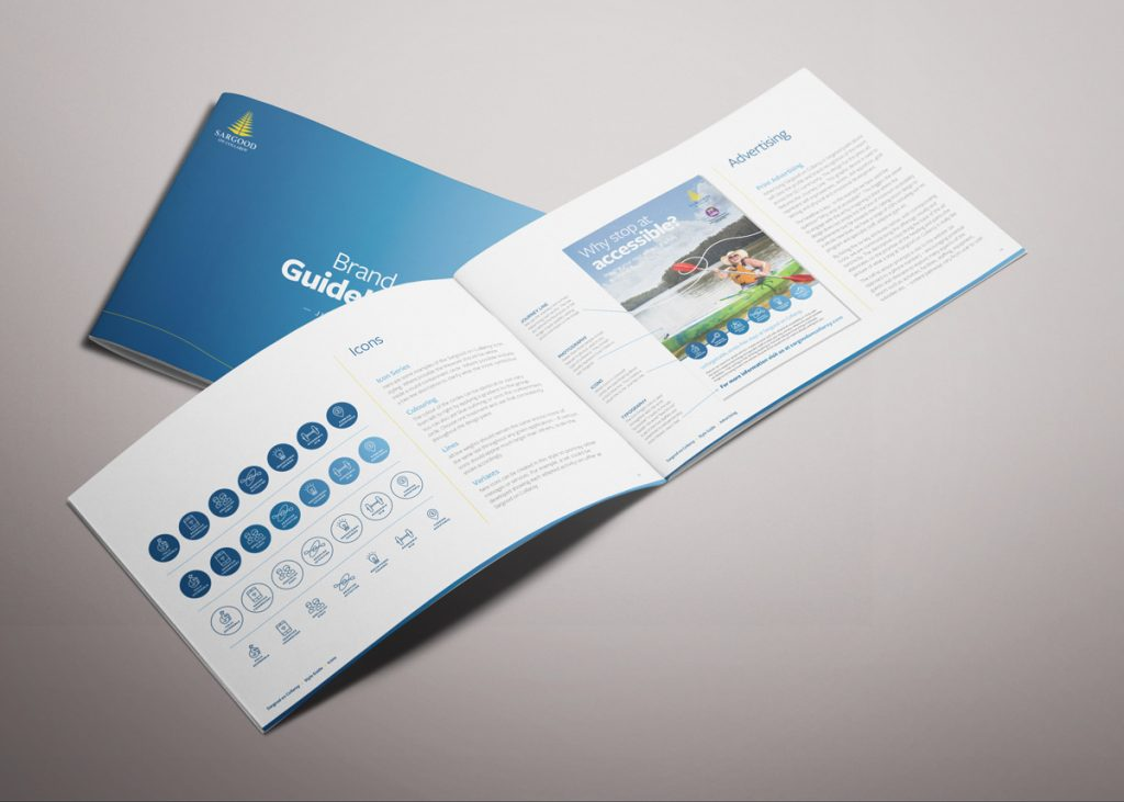 Sargood on Collaroy Style Guide Design Brand Development Visual Identity Guidelines Colours Fonts Surry Hills Fresco Creative