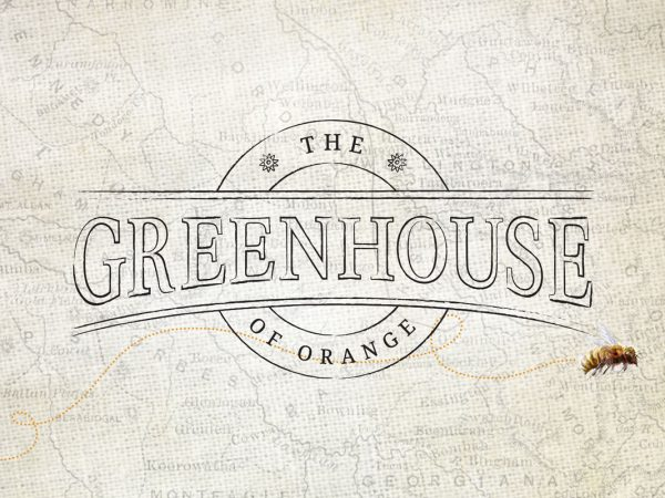 The Greenhouse of Orange Logo