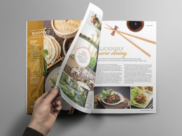 Wests Group Macarthur Focus Magazine Design